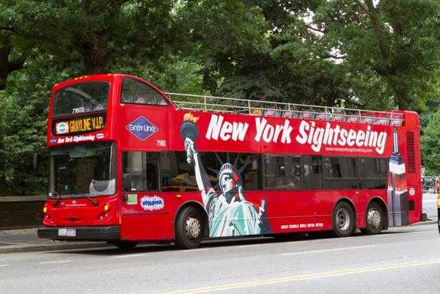 Bus Hop on- Hop Off New York