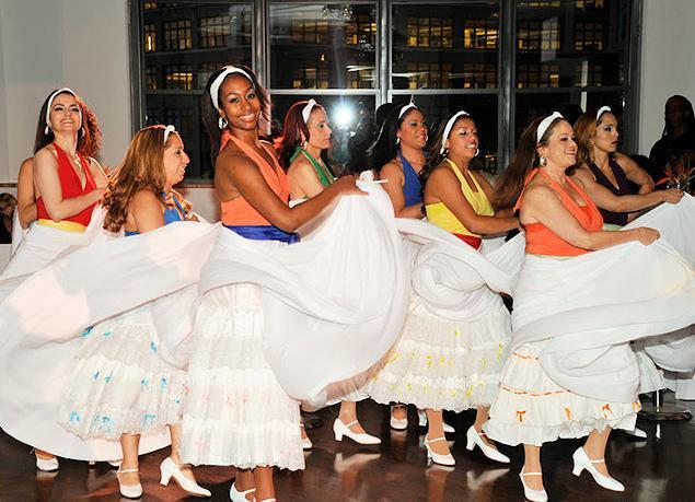 Bailes en la Semana del Caribe en Nueva York