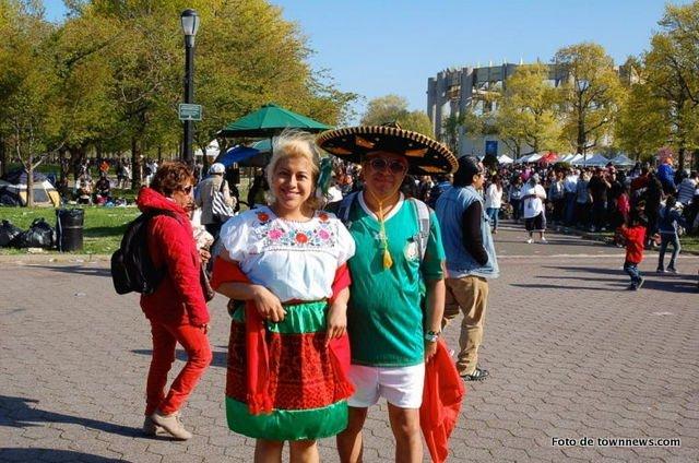 Desfile del Cinco de Mayo