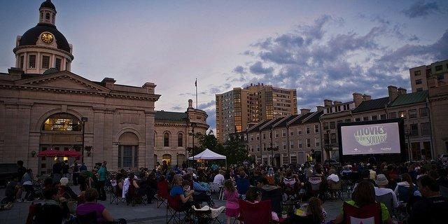 The Square Cine de Verano