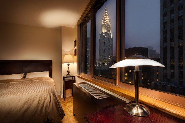 Vistas Empire State Apartamento