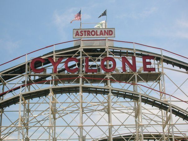 Cyclone en Coney Island