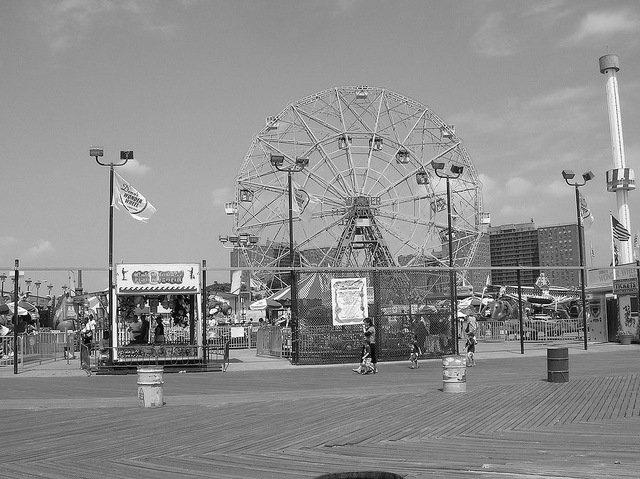Paseo de Coney Island Brooklyn