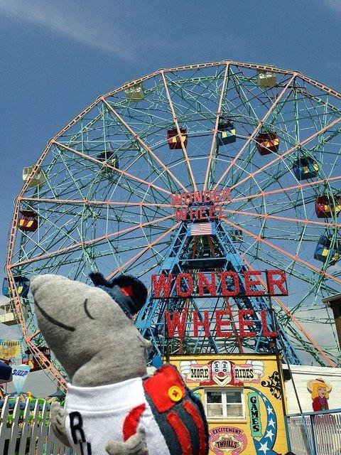 Wonder Wheel en Coney Island