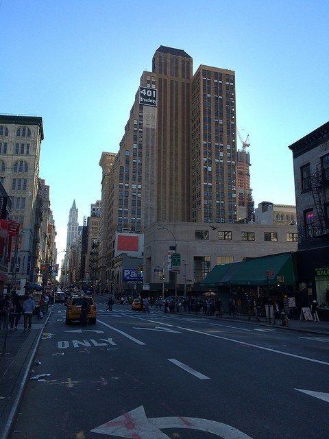 Calles del SoHo Nueva York
