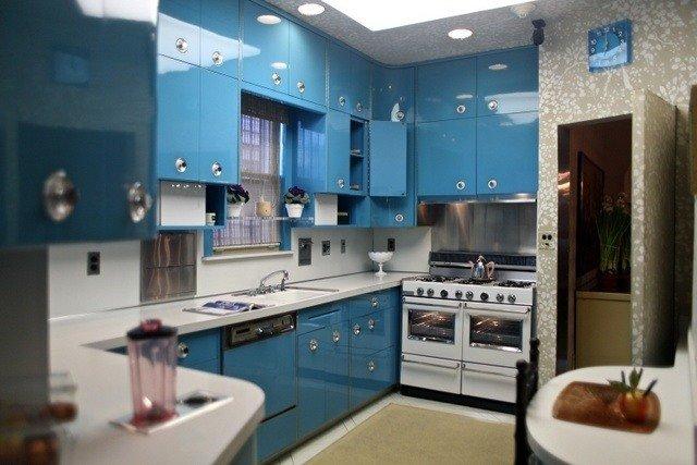 Cocina de la Casa Museo de Louis Armstrong