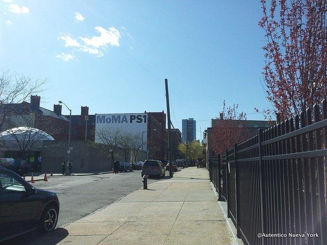 Edificio del Moma PS1 en Queens