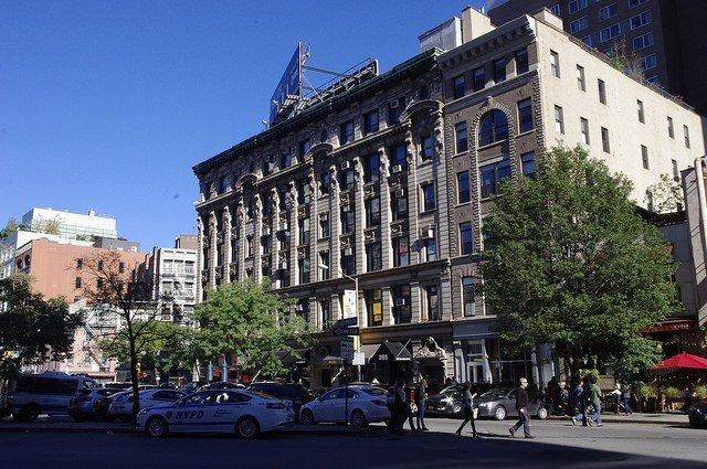 Edificio en el SoHo Nueva York