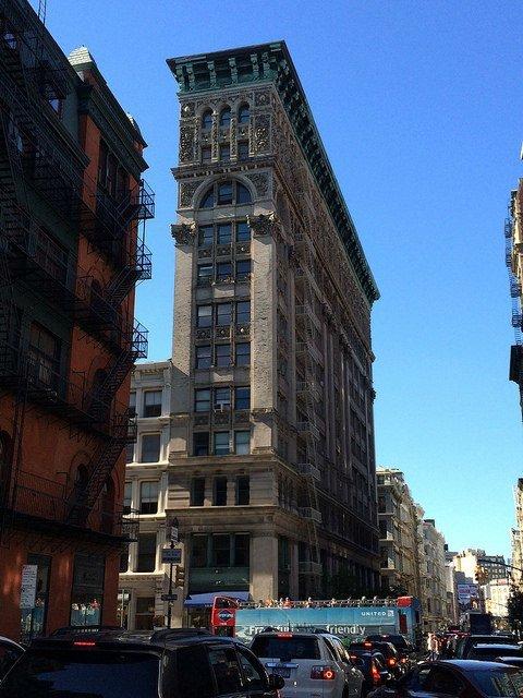 Edificio en el SoHo de Nueva York 05