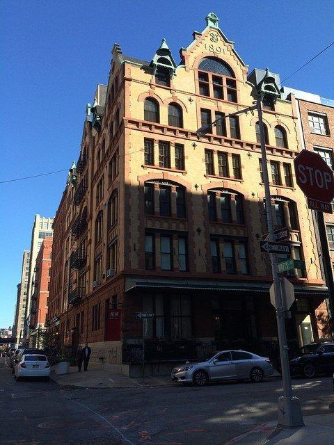 Fleming Smith Warehouse en el Soho Nueva York