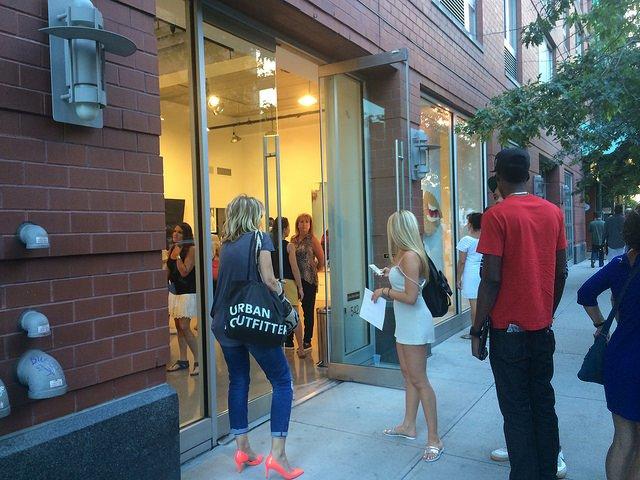 Galeria de arte en Chelsea Nueva York