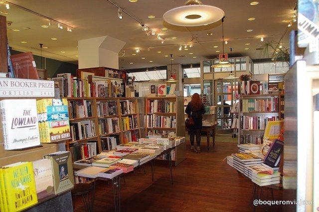 Librerías en Nueva York