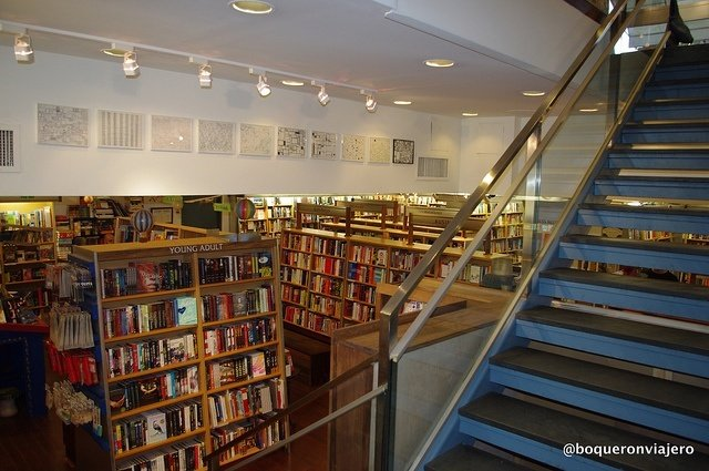 McNally Jackson Books en Nueva York