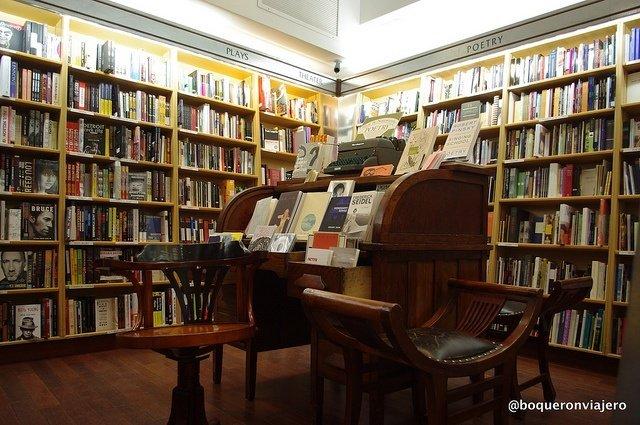 McNally Jackson Books librería en nueva york