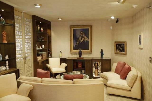 Salón de la Casa Museo de Louis Armstrong