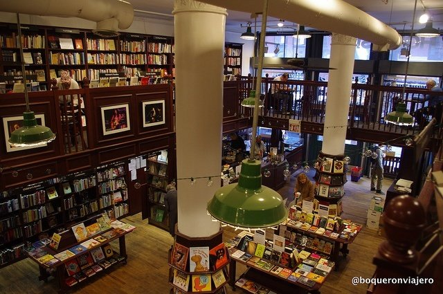 The Housing Work Bookstore Café en Nueva York
