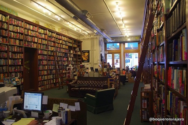 The Mysterious Bookshop en Nueva York
