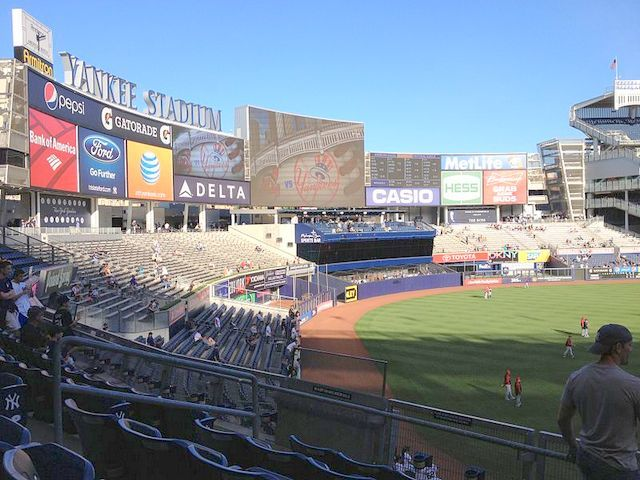 Yankees Stadium New York