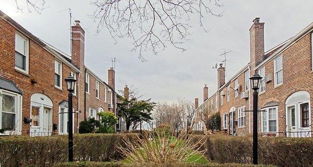 Casas de Sunnyside en Queens