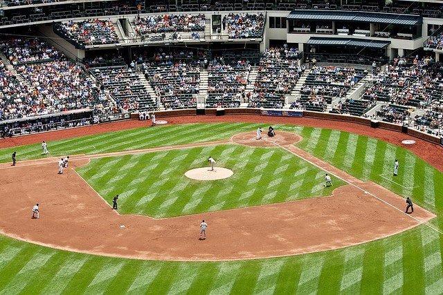 Cityfield donde juegan los Mets de Queens