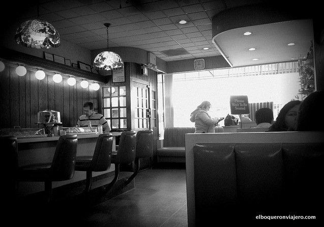 Comedor de Jahn's Diner en Queens