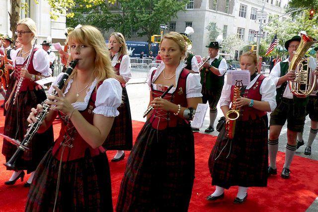 Desfile Alemán