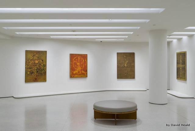 Exposición en el Museo Guggenheim Nueva York