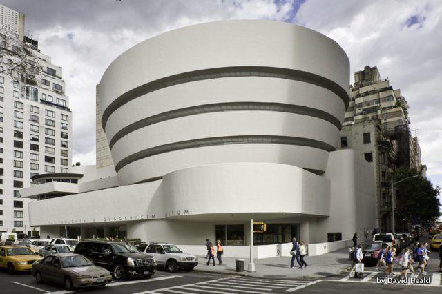 Exterior Museo Guggenheim Nueva York