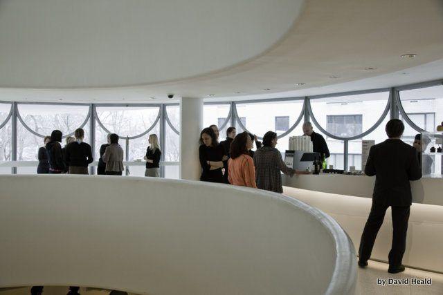Interior Museo Guggenheim Nueva York
