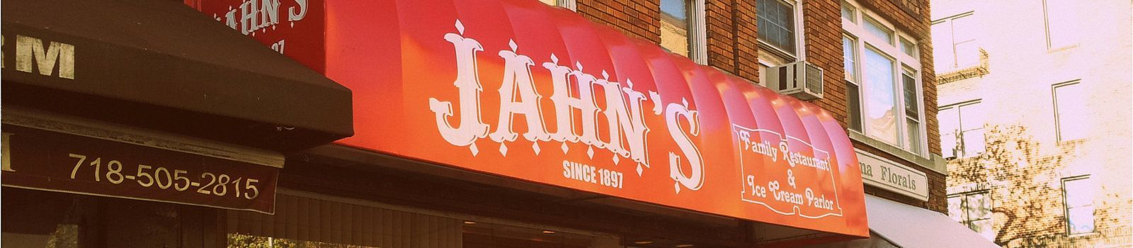 Jahns Diner Jackson Heights Header