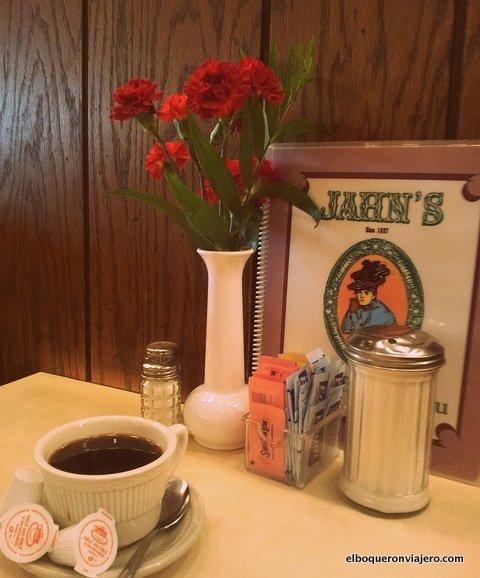 Jahn's Diner en Jackson Heights Queens