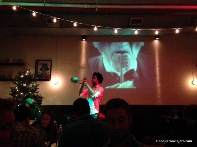 Jazz en Cubana Social