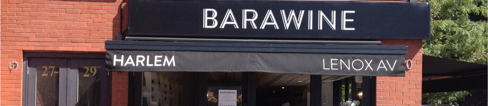 Restaurante Barawine Harlem