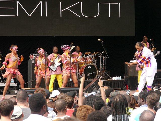 Summer Stage incluye muchos grupos diversos