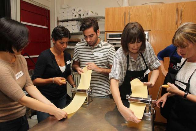 Sur La Table Clases de Cocina