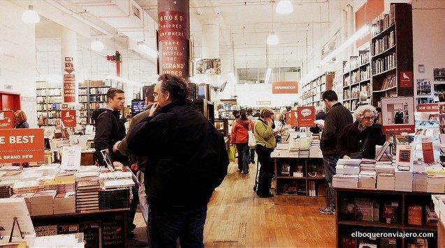 Strand Bookstore Nueva York
