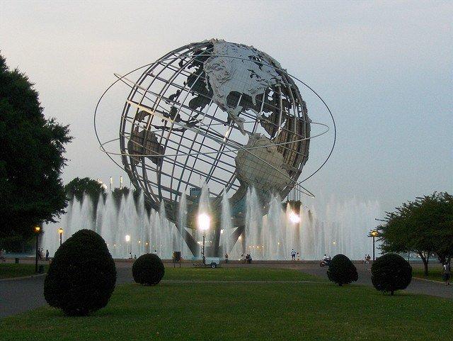 Unisphere en Queens