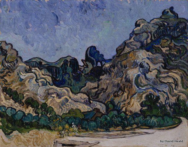 Van Gogh en el Museo Guggenheim Nueva York
