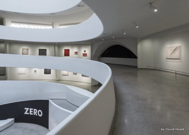 Zero Countdown to Tomorrow en el Museo Guggenheim de Nueva York