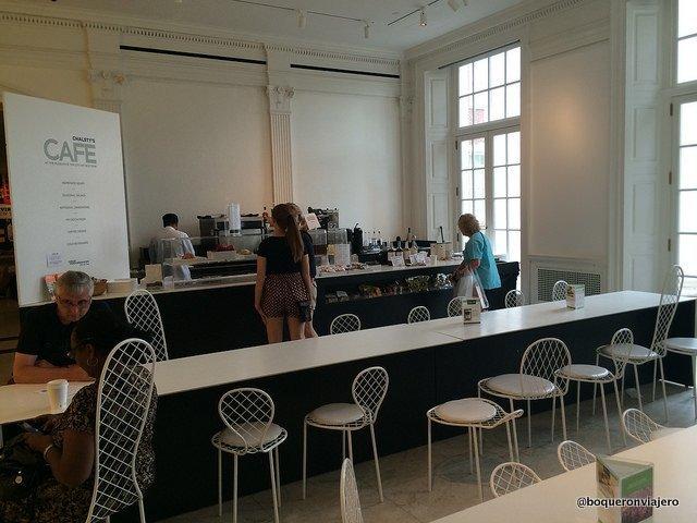 Cafetería del Museo de la Ciudad de Nueva York