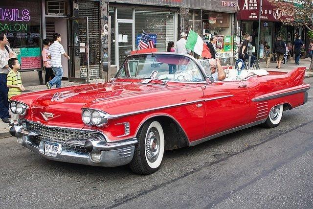 Columbus Day Parade Nueva York