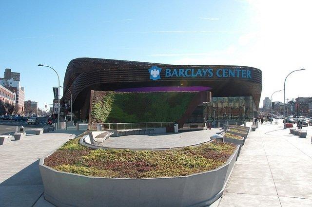 Estadio de los Brooklyn Nets