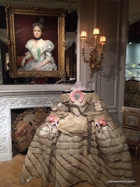 Exposición sobre Tiffany's en el Museo de la Ciudad de Nueva York