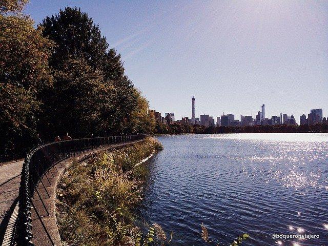 Jacqueline Kennedy Onassis Reservoir en Central Park