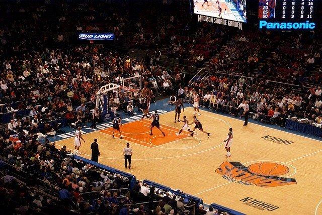 NBA en el Madison Square Garden