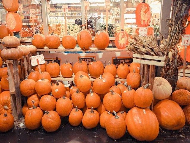 Octubre en Nueva York