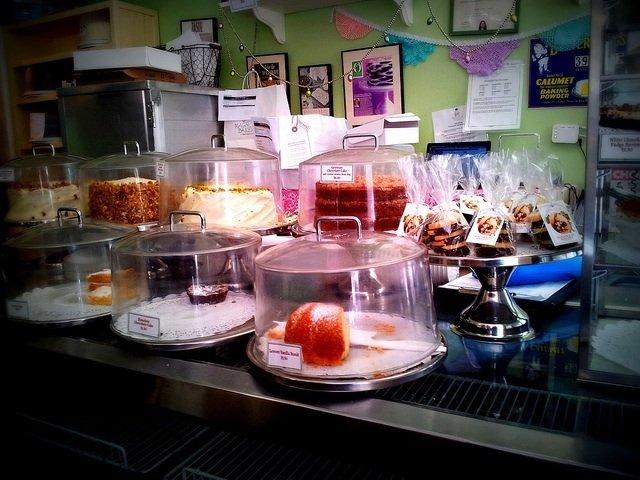 Repostería de Magnolia Bakery Nueva York