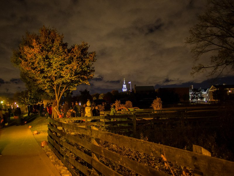 Celebrar Halloween en Nueva York