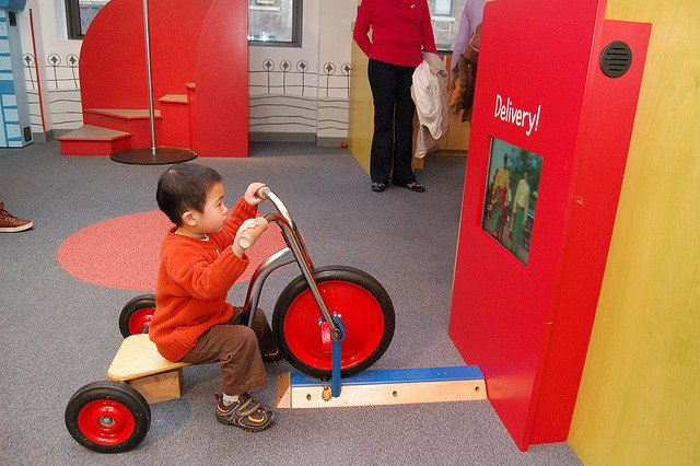 Children Museum de Nueva York