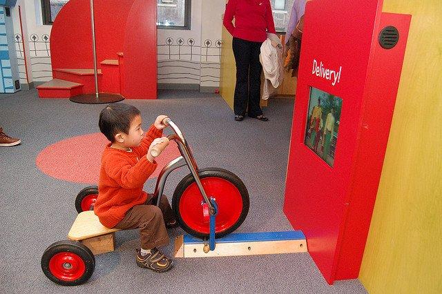 Children Museum de Nueva York